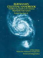 Burnham's Celestial Handbook, Volume One