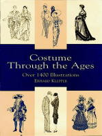 Costume Through the Ages