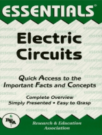 Electric Circuits Essentials