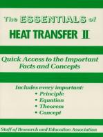 Heat Transfer II Essentials