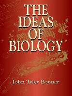 The Ideas of Biology