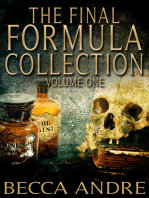 The Final Formula Collection (Books 1, 1.5, and 2)
