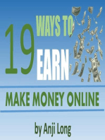 19 Ways To Earn