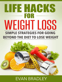 life hacks for weight loss simple strategies for going