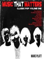 Music That Matters: Classic Pop (Pop Gallery eBooks, #13)