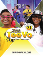 Rhapsody of Realities TeeVo August 2015 Edition