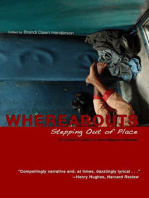 Whereabouts: Stepping Out of Place: An Outside In Literary & Travel Anthology