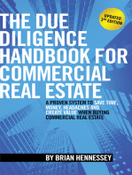 The Due Diligence Handbook For Commercial Real Estate