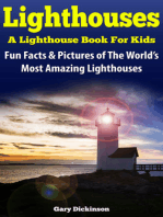 Lighthouses, A Lighthouse Book For Kids