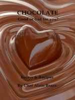 Chocolate - Good or Bad for You?