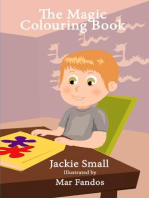 The Magic Colouring Book