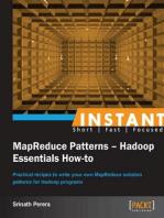 Instant MapReduce Patterns – Hadoop Essentials How-to