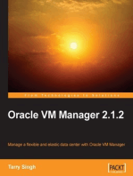 Oracle VM Manager 2.1.2