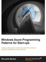 Windows Azure programming patterns for Start-ups