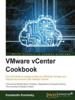 VMware vCenter Cookbook