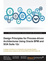 Design Principles for Process-driven Architectures Using Oracle BPM and SOA Suite 12c