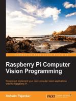 Raspberry Pi Computer Vision Programming
