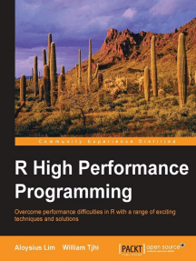 R High Performance Programming by Aloysius Lim and William Tjhi - Book -  Read Online