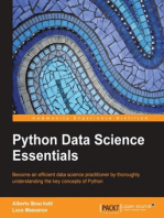 Python Data Science Essentials