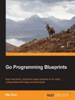 Go Programming Blueprints