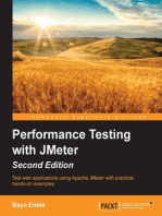 Performance Testing with JMeter - Second Edition