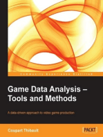 Game Data Analysis – Tools and Methods