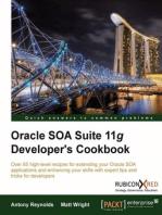 Oracle SOA Suite 11g Developer's Cookbook