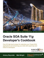 Oracle SOA Suite 11g Developer's Cookbook