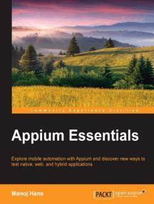 Appium Essentials