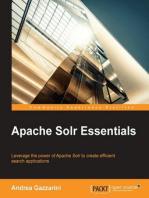 Apache Solr Essentials