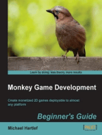 Monkey Game Development