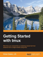Getting Started with tmux