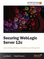 Securing WebLogic Server 12c