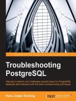 Troubleshooting PostgreSQL
