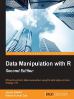 Data Manipulation with R - Second Edition
