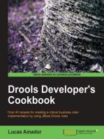 Drools Developers Cookbook