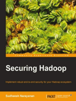 Securing Hadoop