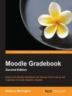 Moodle Gradebook - Second Edition