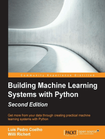 Building Machine Learning Systems with Python - Second Edition