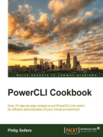 PowerCLI Cookbook