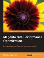 Magento Site Performance Optimization
