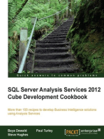 SQL Server Analysis Services 2012 Cube Development Cookbook