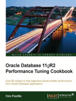 Oracle Database 11g R2 Performance Tuning Cookbook