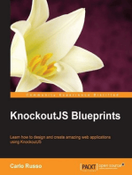 KnockoutJS Blueprints