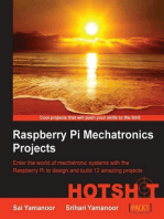 Raspberry Pi Mechatronics Projects HOTSHOT
