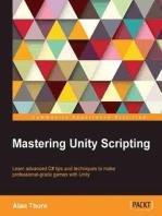 Mastering Unity Scripting
