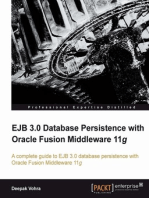 EJB 3.0 Database Persistence with Oracle Fusion Middleware 11g
