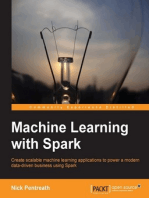 Machine Learning with Spark
