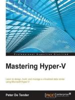 Mastering Hyper-V