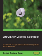 ArcGIS for Desktop Cookbook